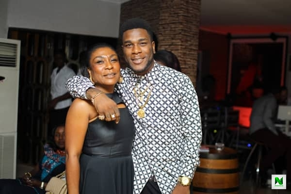 Burna Boys Mother List Musicians She Listens To Asides Burna Boy & Nissi