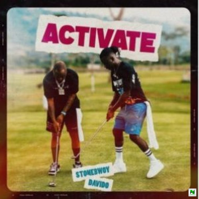 Stonebwoy – Activate ft Davido