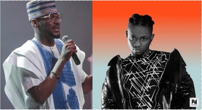Legendary 2baba Declares Himself As Omah Lay's Number 1 Fan