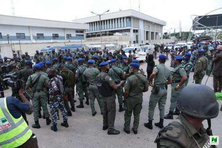 Hundreds Of Resignations By Police Officers Rejected By The IGP