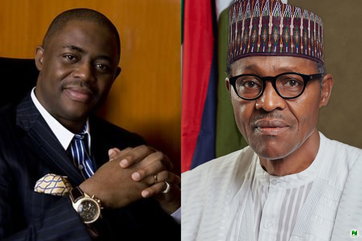 """The Nigerian President Is Only Good At Ordering The Army To Kill It Citizens"" – FFK Blast Prez. Buhari After US Army Rescued An American Held Hostage In Nigeria"