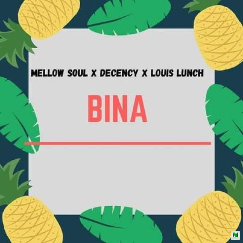 Mellow Soul, Decency & Louis Lunch – Bina