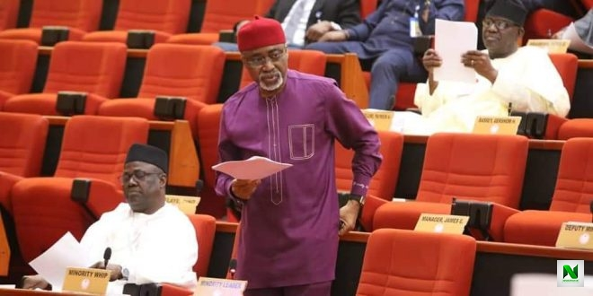 This Government Has Failed, There Is No Way To Cover It - Senator Abaribe
