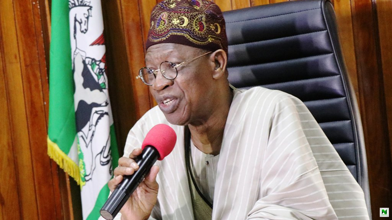 """Massacre Without Bodies"": Lai Mohammed Faults CNN Report On Lekki Shootings"