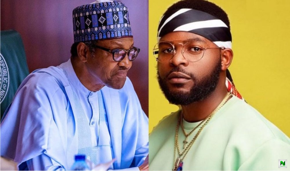 Falz To Buhari: You Clearly Know Nothing About Respecting The Will Of The People