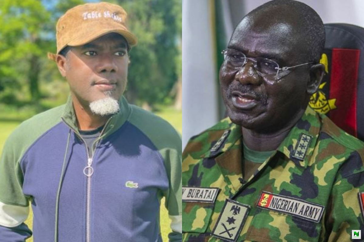 Reno Omokri Challenges General Buratai To A One-On-One Deadly Fight To Avenge The Death Of Unarmed Protestors Killed