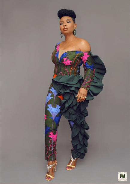 "Yemi Alade Unveils Tracklist For Her New Album ""Empress"""