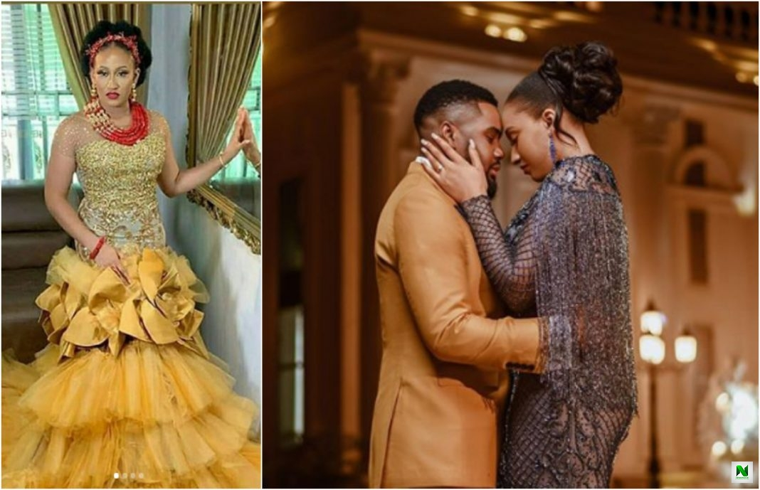 Williams Uchemba And Bride Brunella Oscar Cause A Stir With Their Beautiful Wedding Photos And Videos
