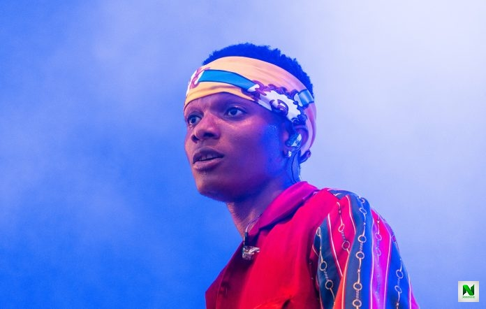 Wizkid Reveals The One Who Makes Him Feel Like A Normal Human Being