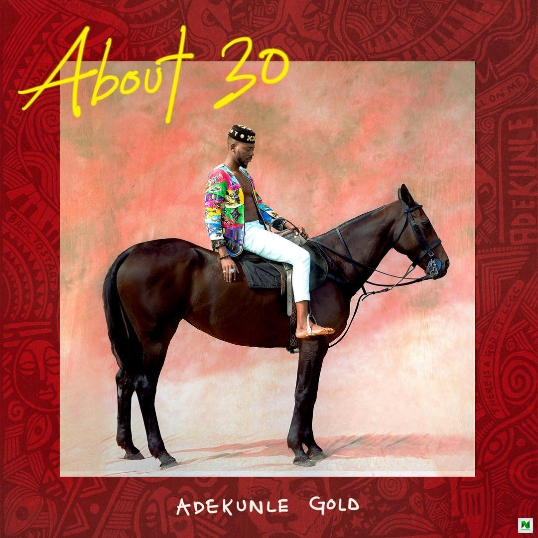 Adekunle Gold - There Is A God Ft LCGC