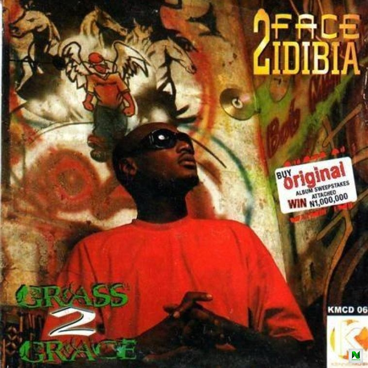 2face Idibia - If Love Is A Crime