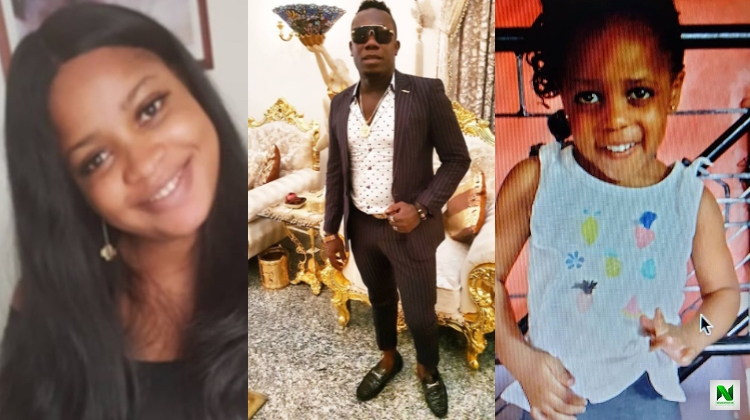 'DNA Test Shows My Daughter Is Not Mine' - Duncan Mighty Exposes His Wife More