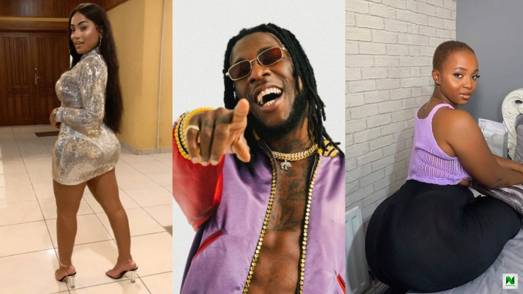 Checkout Photos Of Burna Boy Alleged Side Chick JoPearl Dishing It Out Hot (Video)
