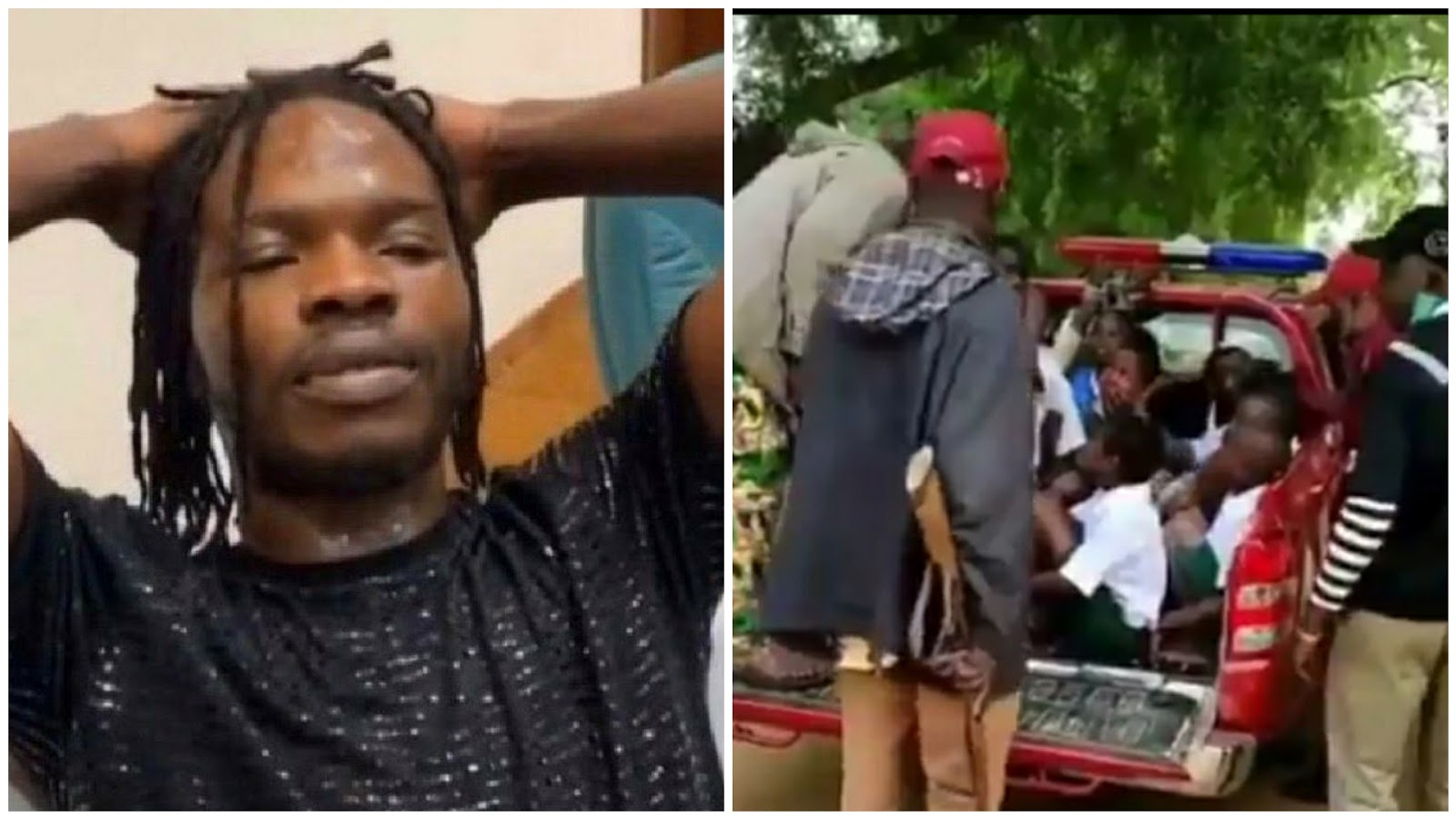 Amotekun Arrest Primary School Pupils For Emulating Naira Marley (Video)