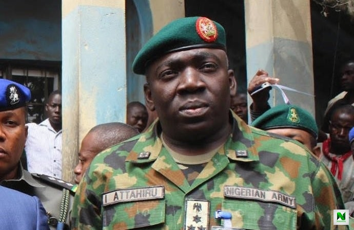 Meet The New Chief Of Army Staff, Major-General Attahiru (Photos)