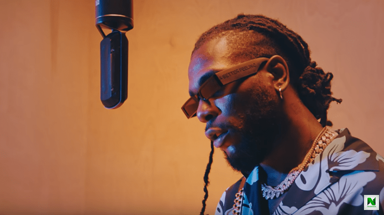 Burna Appreciate His Fans For Supporting His Album (Outside) In 2018
