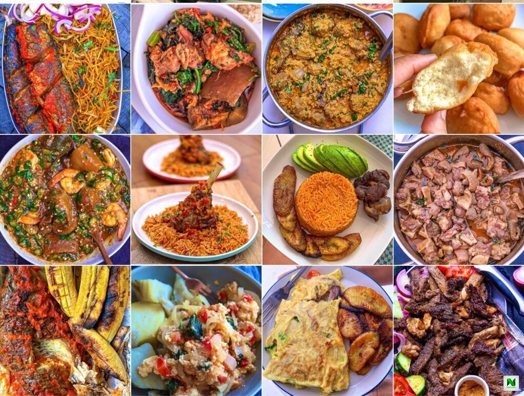 16 Top Nigerian Food You Will Never Miss For Anything (See Lists)
