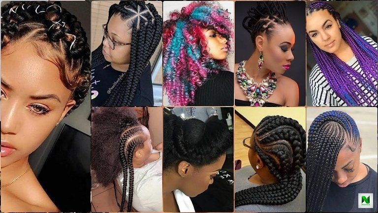 How Nigerian Women's Hairstyles Have Evolved Overtime