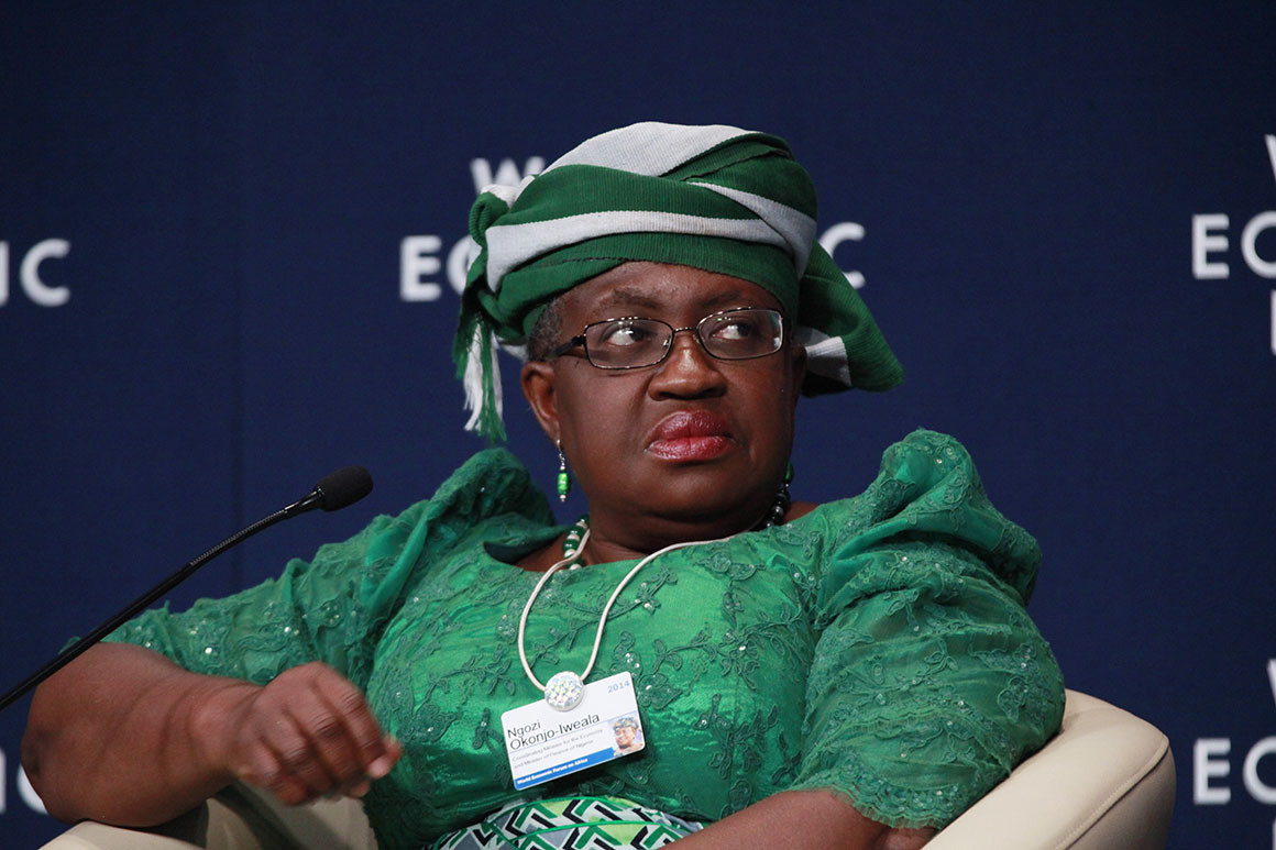 WTO To Ratify The Appointment Of Okonjo-Iweala As Director-General Next Week