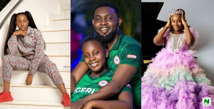 AY Celebrates His Daughter, Michelle On Her 13th Birthday (Photos)