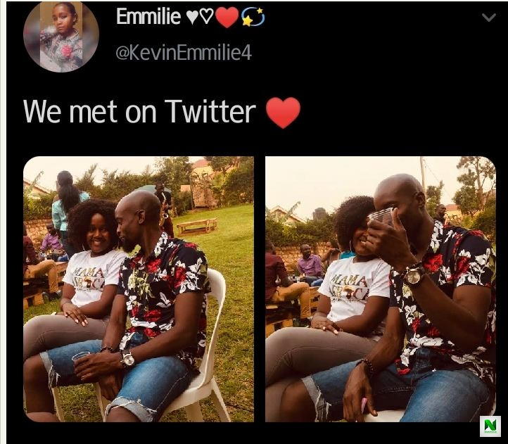 A Lady Who Showed Off Her Man On Twitter Shocked At The Responses She Got (Photos)