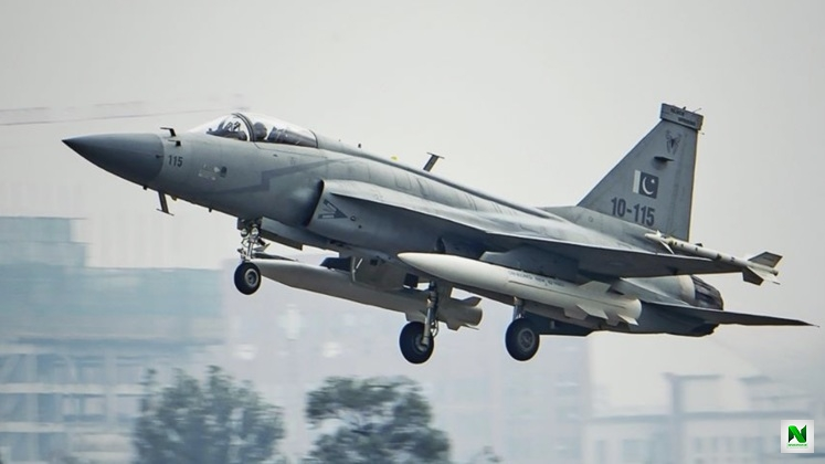 First Batch Of JF-17 Nigeria Fighters To Be Delivery From Pakistan Soon