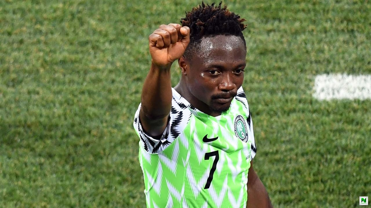 Ahmed Musa Return To The Public, See The Amazing Sports Complex He Build In Kaduna (Photos, Video)