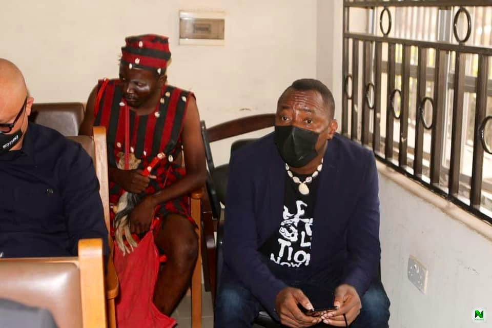 Babalawo In Court: Omoyele Sowore Reveals Why He Stormed Court With 'Herbalist'