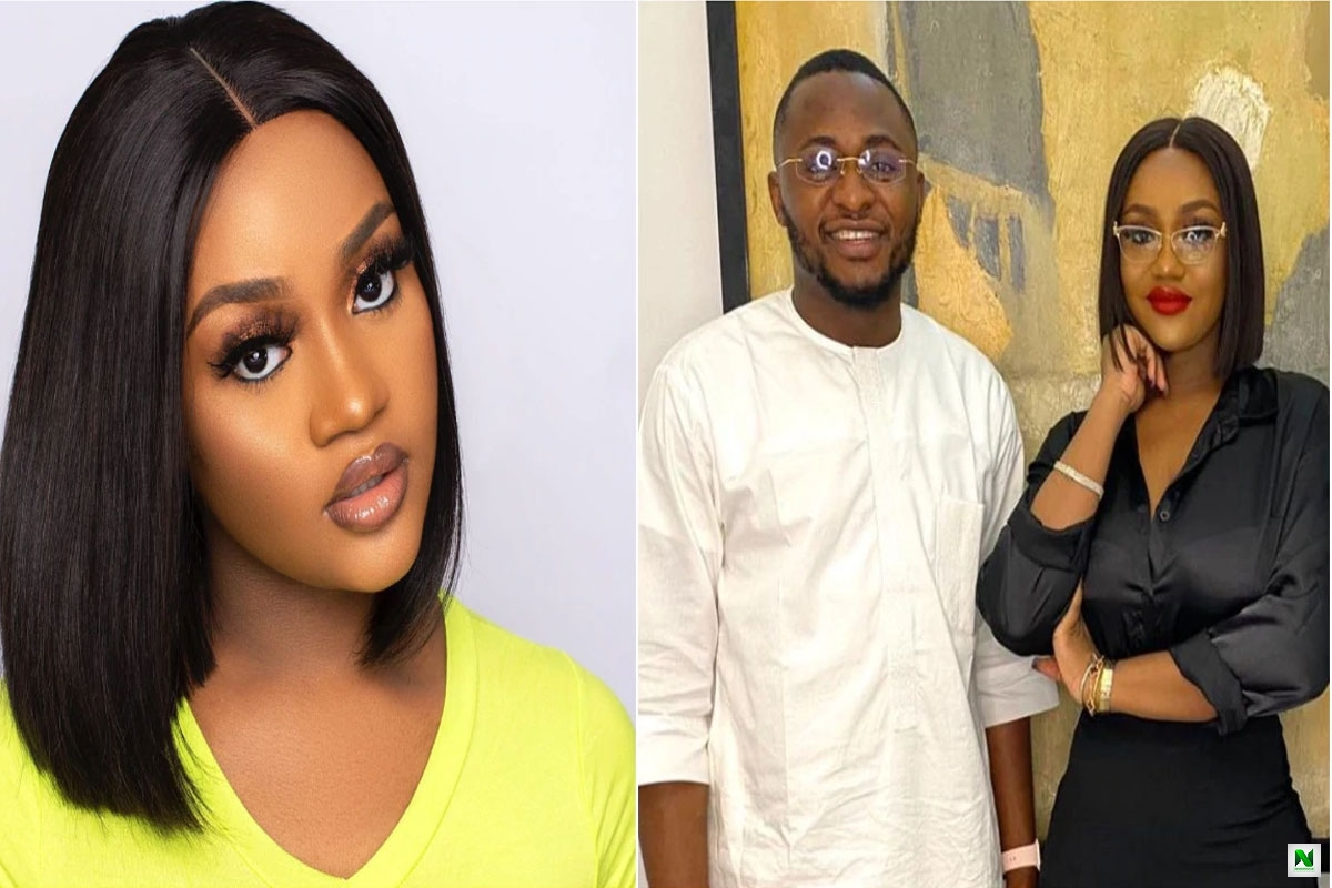 Davidos Baby Mama, Chioma On A Date With Ubi Franklin & Her Friend, Nayomee (Pics)