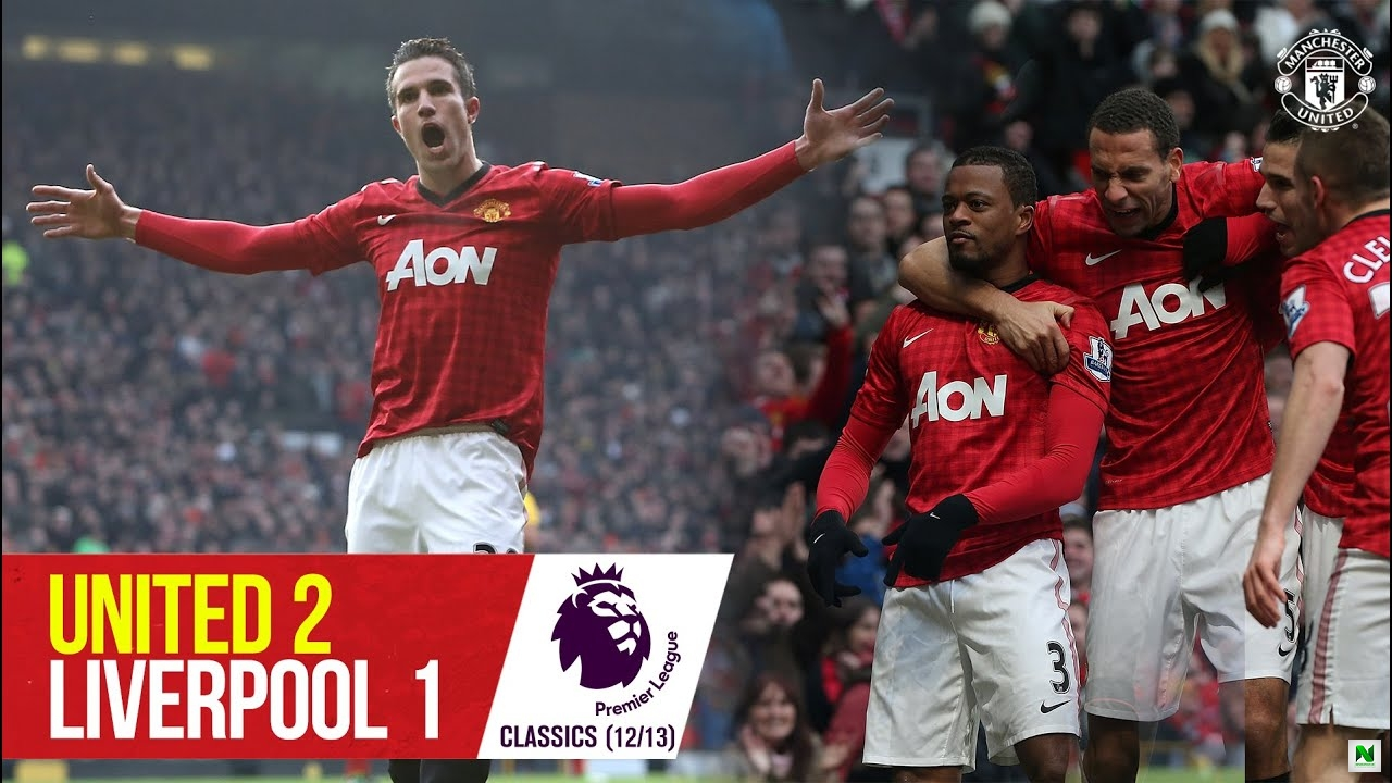 Man Utd vs Liverpool 2 - 1 (Premier League) Highlights