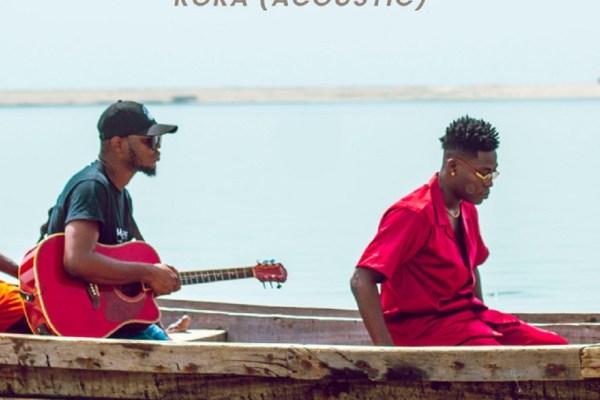 MUSIC: Reekado Banks – Rora (Acoustic)
