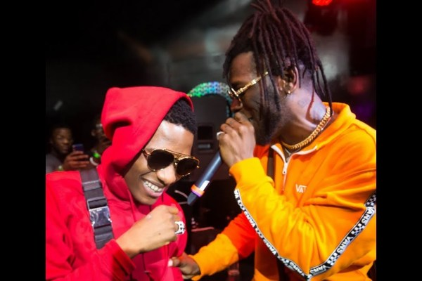 Wizkid want to Feat Burna Boy for is Next Track