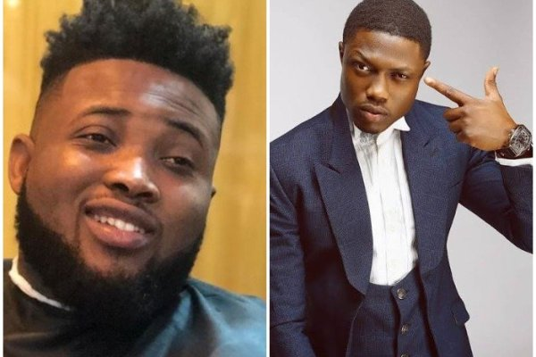 Watch this Deep Conversation Between Chinko Ekun and Vector About Politician Time