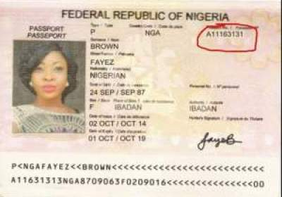 How To Check Nigerian Passport Number