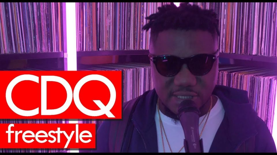 VIDEO: Watch CDQ Freestyle On Westwood Crib Session Mp4