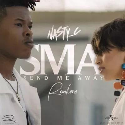 Nasty C - SMA Ft. Rowlene Mp4 Video Download
