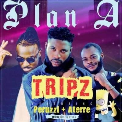 Tripz ft. Peruzzi & Aterre - Plan A B Mp3 Audio Download