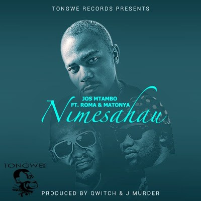 Jos Mtambo ft. Roma & Matonya - Nimesahau Mp3 audio Download