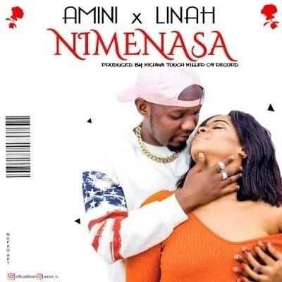 Amini ft. Linah - Nimenasa (Audio + Video) Mp3 Mp4 Download