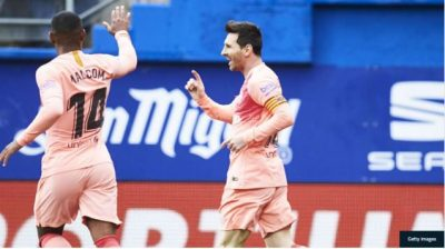 VIDEO: Eibar Vs Barcelona 2-2 LA Liga 2019 Goals Highlights Mp4 3Gp Download