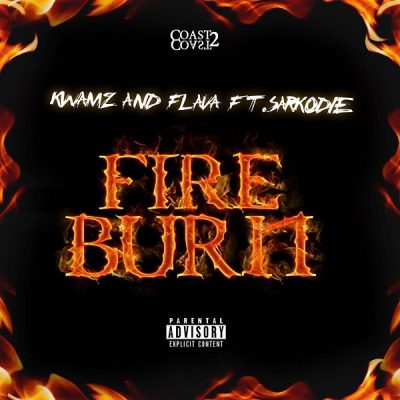 Kwamz And Flava ft. Sarkodie - Fire Burn Mp3 Audio Download