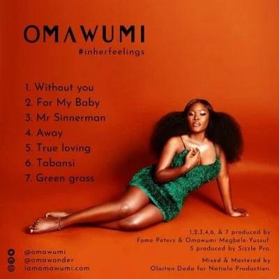 Omawumi - In Her Feelings EP (Full Album) Mp3 Zip Free Full Download Fast