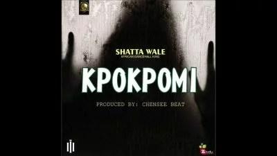 Shatta Wale - Kpokpomi Mp3 Audio Download