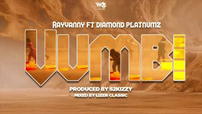 Rayvanny Ft. Diamond Platnumz - Vumbi Mp3 Audio Download