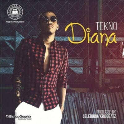 Tekno - Diana Mp3 Audio Download