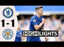 VIDEO: Chelsea Vs Leicester City 1-1 EPL 2019 Goals Highlight 10 Download