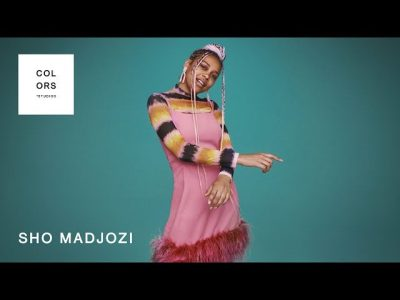 VIDEO: Sho Madjozi - John Cena (A Colors Show) Mp4 Download