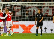 VIDEO: Arsenal Vs Frankfurt 3-0 Europa League 2019 All Goals Highlights 2 Download