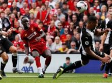 VIDEO: Liverpool Vs Newcastle 3-1 EPL 2019 Goals Highlights 4 Download