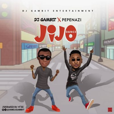 DJ Gambit Ft. Pepenazi - Jijo (Dance) Mp3 Audio Download
